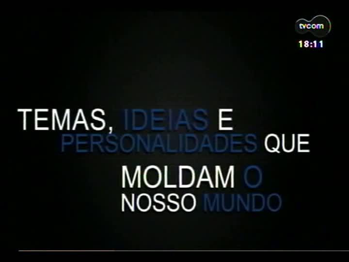 Programa do Roger - Chimarruts lança versão remixada de \'Outono\' - bloco 3 - 30/04/2013