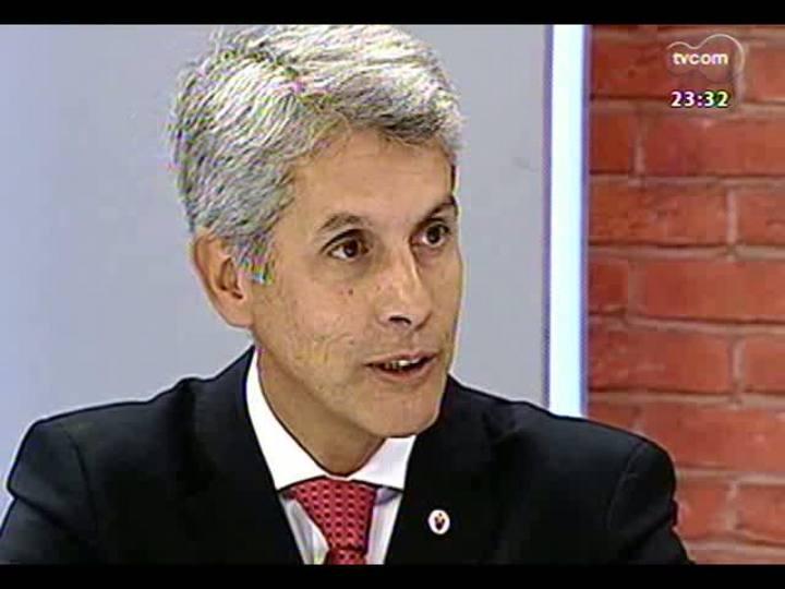 Mãos e Mentes - Reitor da UFRGS, Carlos Alexandre Netto - Bloco 1 - 03/05/2013