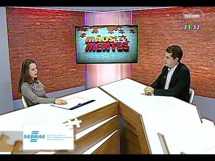 Mãos e Mentes - Diretora de Marketing da Vinícola Lídio Carraro, Patrícia Carraro - Bloco 2 - 15/15/2013