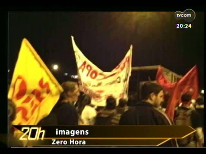 TVCOM 20 Horas - Confira informações da confusa articulação sobre o plebiscito da Reforma Política - Bloco 3 - 04/07/2013