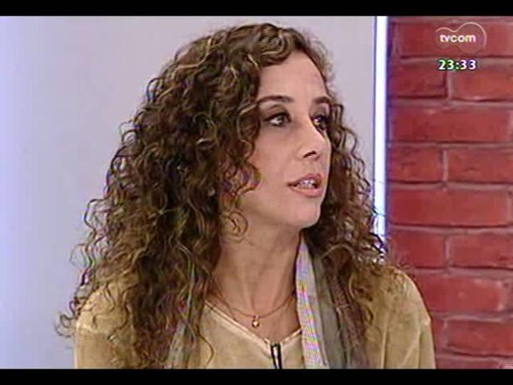 Mãos e Mentes - Diretora da Estácio Fargs, Susane Garrido - Bloco 1 - 05/07/2013