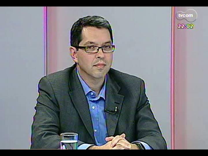 Conversas Cruzadas - Debate sobre a qualidade na educação fundamental e métodos modernos de ensino - Bloco 1 - 31/07/2013