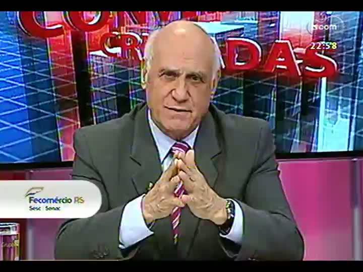 Conversas Cruzadas - Debate sobre o Movimento Rio Grande do Sim, que estimula a a mudança de atitude da população - Bloco 3 - 19/08/2013