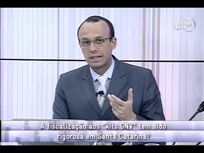 Conversas Cruzadas - Fiscalização GNV – 2º bloco - 19/09/2013