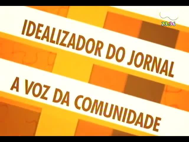 Mãos e Mentes - Editor-chefe do jornal A voz da comunidade, do Complexo do Alemão (RJ), Rene Silva - Bloco 1 - 20/09/2013