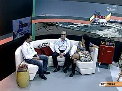 De Tudo um Pouco – Entrevista com João Amin - 4º bloco – 06/10/2013