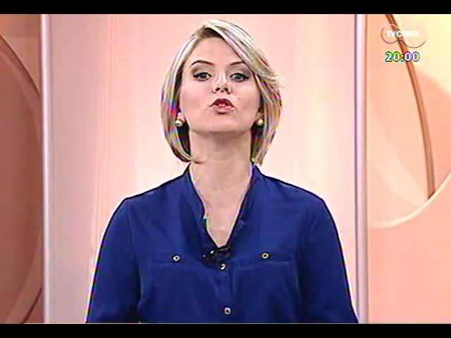 TVCOM 20 Horas - Projeto que alivia a dívida do RS está na pauta do Congresso - Bloco 1 - 22/10/2013