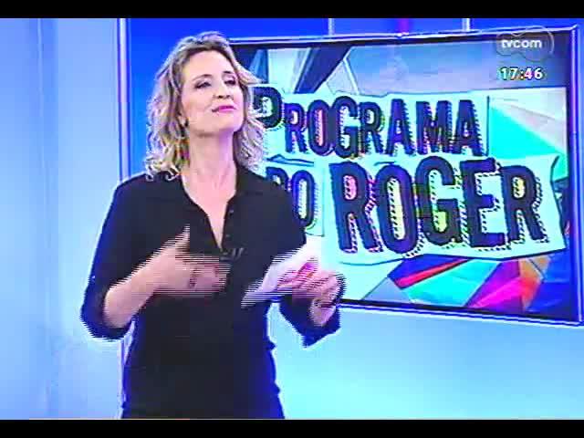 Programa do Roger - Bate-papo com Carlinhos Carneiro sobre o projeto \'Bife Simples\' e a banda \'O Carabala\' - bloco 1 - 05/11/2013