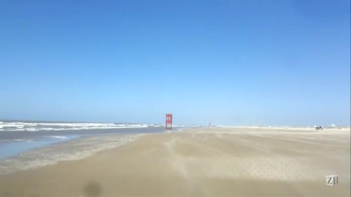 Cassino: maior praia do mundo conta com apenas três Guaritas