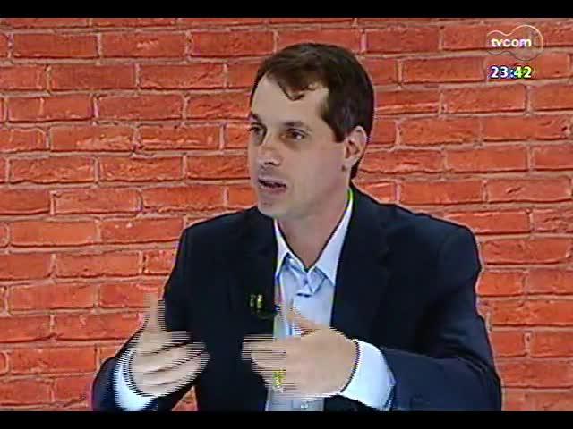 Mãos e Mentes - Médico e diretor da Amrigs, Jorge Telles - Bloco 2 - 14/11/2013