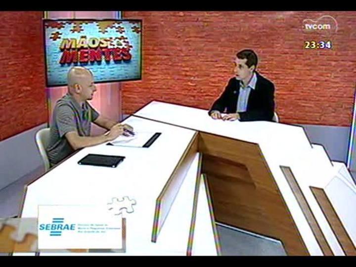 Mãos e Mentes - Diretor das lojas Trópico, Gustavo Schifino - Bloco 1 - 25/11/2013