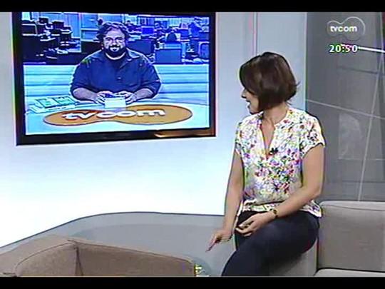 TVCOM Tudo Mais - Carlos André Moreira traz dicas de literatura