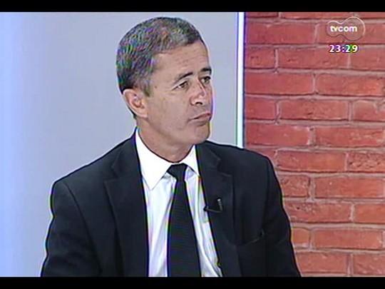 Mãos e Mentes - Diretor do hotel Vila Ventura Samuel da Silveira - Bloco 2 - 29/01/2014
