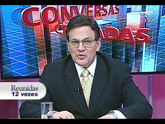 Conversas Cruzadas - Debate sobre as declarações polêmicas dos deputados gaúchos sobre índios, quilombolas e homossexuais - Bloco 4 - 13/02/2014
