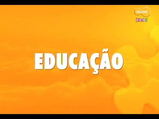 Mãos e Mentes - Secretário de Estado da Cultura do RS, Luiz Antônio de Assis Brasil - Bloco 1 - 04/04/2014