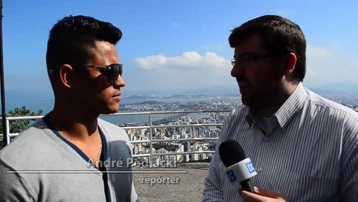 Após gol histórico, Giovanni Augusto quer tirar o Figueirense na zona de rebaixamento