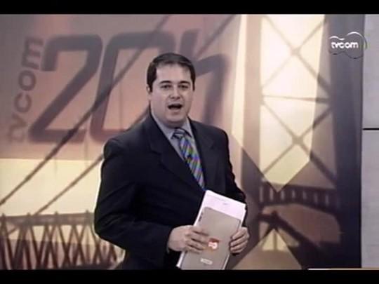TVCOM 20 Horas - 3º bloco - 26/05/14