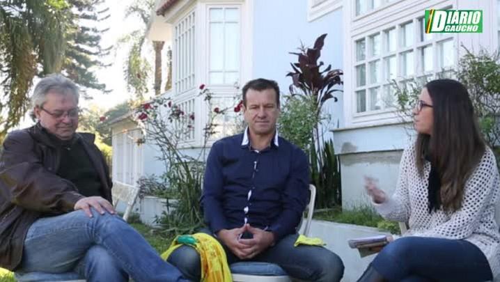 """Dunga: """"A Copa de 2010 ainda dói e este ano não estamos na mão de Neymar"""""""