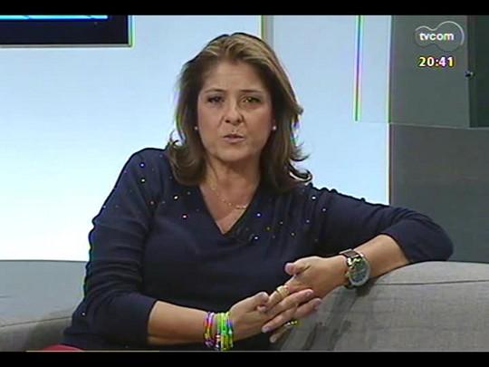 TVCOM Tudo Mais - Congresso sobre estresse em POA mostra como atuar em situações de perigo