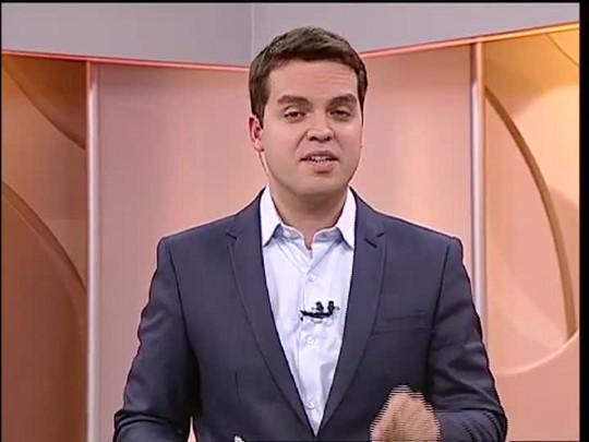 TVCOM 20 Horas - Seleções da Holanda e Austrália já estão em Porto Alegre - Bloco 1 - 16/06/2014