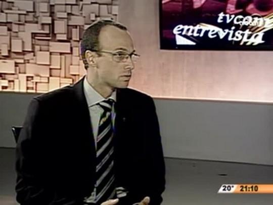TVCOM Entrevista - Imbrahim Alzeben - Bloco2 - 14.06.14