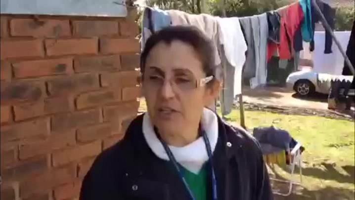 Defesa Civil e Exército intensificam retirada de famílias em São Borja - 30/06/2014