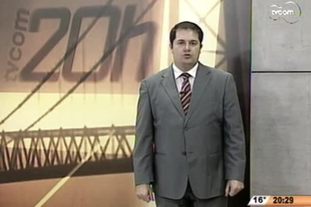 TVCOM 20 Horas - Porto Belo vai procurar a justiça para questionar pedágio em Bombinhas - 3º Bloco - 04/08/14