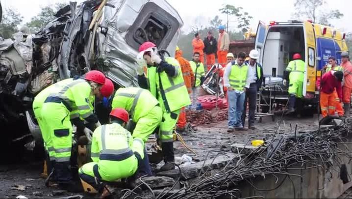Homem morre em acidente na BR-376