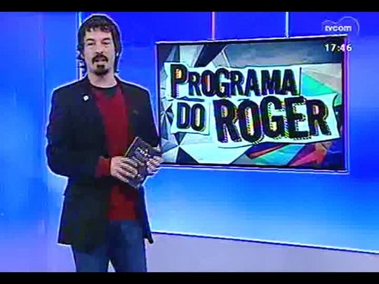 Programa do Roger - The Travellers - Bloco 1 - 14/08/2014