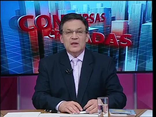 Conversas Cruzadas - Análise do desempenho dos partidos e seus candidatos no uso da propaganda eleitoral - Bloco 1 - 02/10/2014