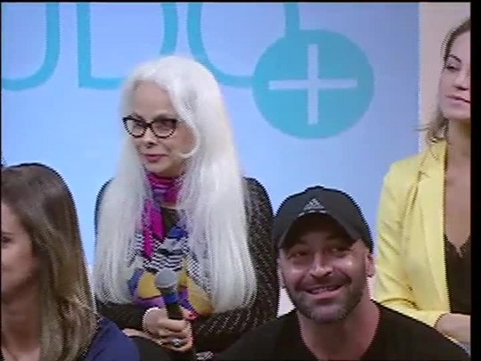 TVCOM Tudo Mais - Plateia do Tudo Mais discute a gerontofobia: O medo de envelhecer