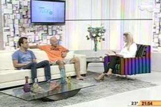 TVCOM Tudo+ -  Floripa recebe maior evento de Stand Up Paddle do mundo - 20.11.14