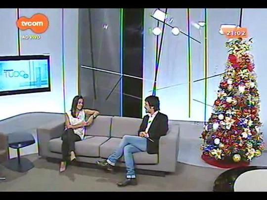 TVCOM Tudo Mais - Fernanda Pandolfi fala sobre evento beneficente de D\'Alessandro