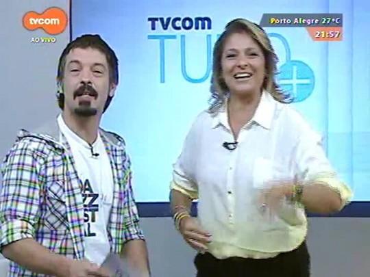 TVCOM Tudo Mais - Lúcio Brancato dá a agenda musical da cidade