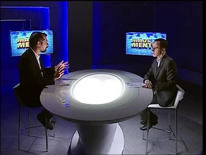 Mãos e Mentes - Gaudêncio Fidelis - Bloco 4 - 25/01/15