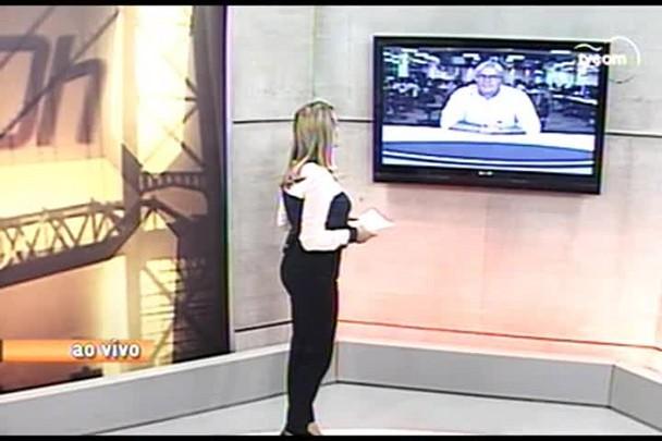 TVCOM 20 Horas - Rua Edu Vieira: Prefeito reúne Reitora da UFSC para debate - 18.02.15