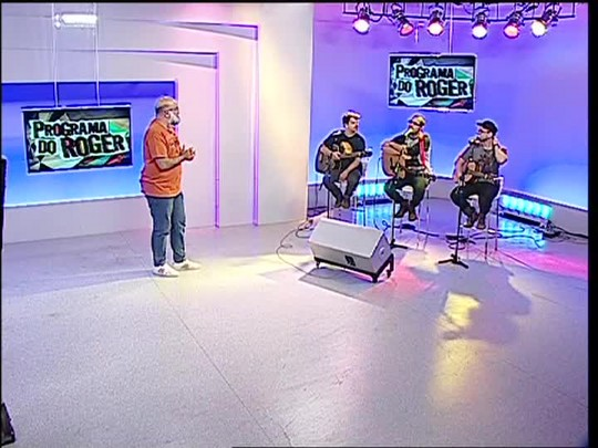 Programa do Roger - Tanlan - Bloco 1 - 09/03/15