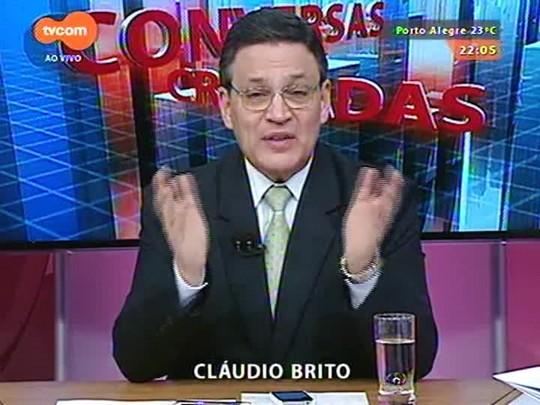 Conversas Cruzadas - Debate sobre reforma política - Bloco 1 - 19/03/15