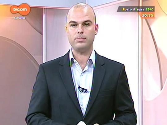 TVCOM 20 Horas - Tiroteios no bairro Santa Tereza deixam três feridos - 26/03/2015