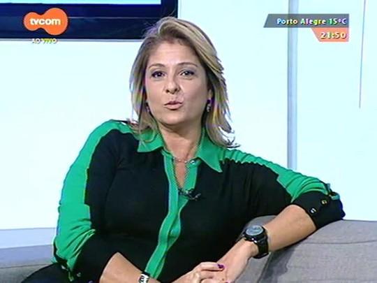 TVCOM Tudo Mais - De volta ao estúdio do Tudo+, Lúcio Brancato traz atração direto de Pernambuco