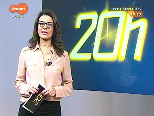 TVCOM 20 Horas - Governo suspende repasse de R$ 13 milhões para hospitais do estado para conseguir pagar folha da categoria - 28/05/2015
