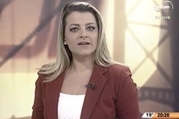 TVCOM 20 Horas - Catarinense é selecionado para participar de grupo internacional da ONU - 11.06.15