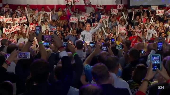 Jeb Bush vai disputar vaga republicana à Casa Branca