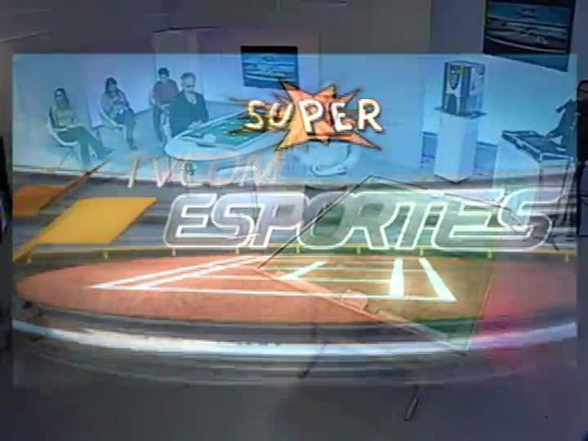 Super TVCOM Esportes - Abertura do programa e as novidades culturais com Telmo Kravassos
