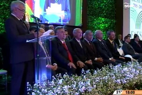 Cooperativismo em Notícia - 1º Bloco - 19.07.15