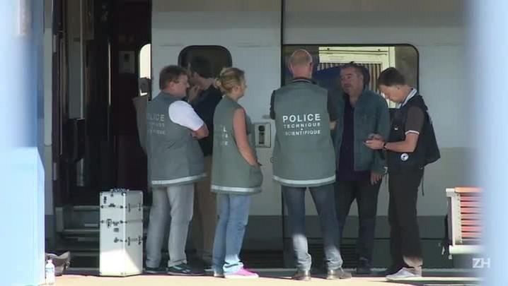 Polícia interroga acusado de ataque a trem