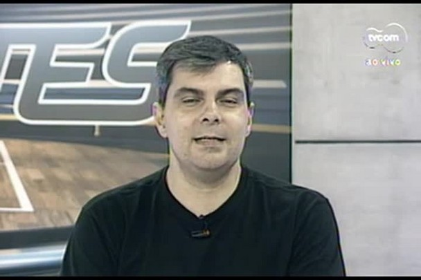 TVCOM Esportes . 3ºBloco. 21.08.15