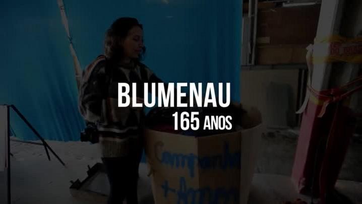 Amar Blumenau - Aquecer