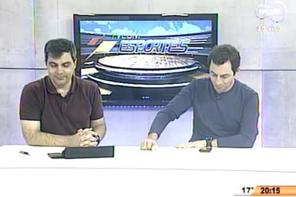 TVCOM Esportes. 4ºBloco. 01.09.15