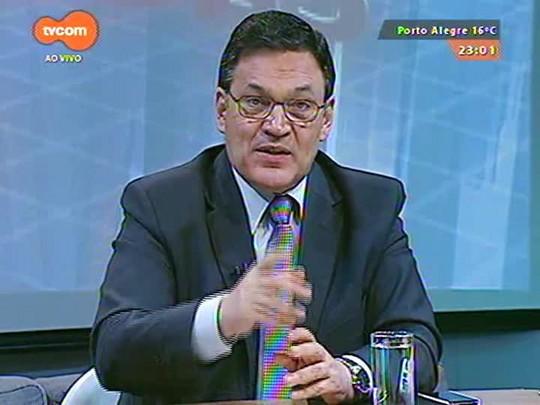 Conversas Cruzadas - Debate sobre a crise financeira no RS e repasses aos municípios gaúchos - Bloco 2 - 03/09/2015